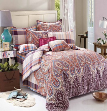 Abstract Designer Bed Sheets