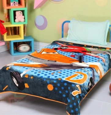 D7 planes signature Kids Single Bed Blanket Quilt