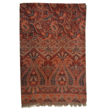 India Womens Wool Pashmina shawl