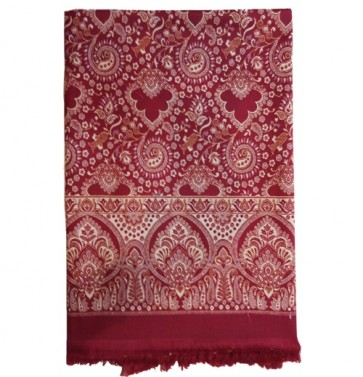 kashmir handlooms woolen women's winter shawl