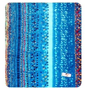 Multi Color DoubleBed Blanket Quilt Throw