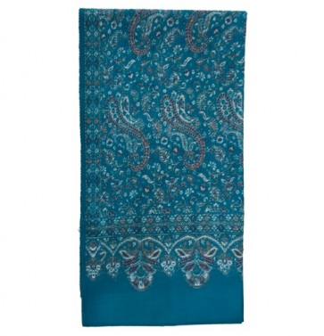 women's pashmina woolen shawl from kashmir