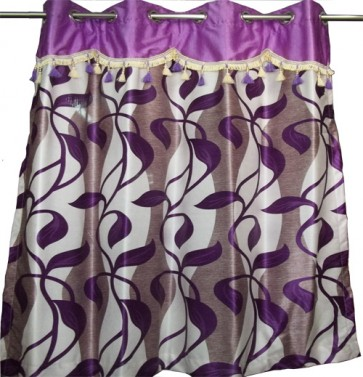 Purple Climber Curtain