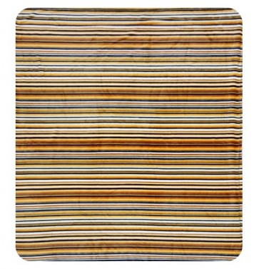 Stripes Blankets Doublebed AC throw