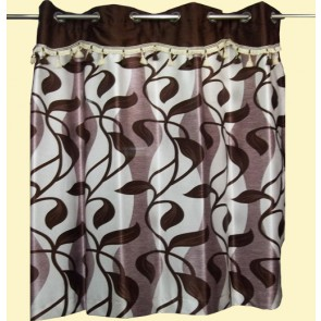 Coffee Climber Curtain