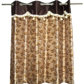 Golden Balls Curtain