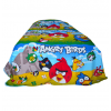 Angry Birds Kids Single Bed Reversible Blanket Quilt (Dohar)