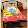 Disney Baribies in Garden Single Bed Blanket Quilt Throw